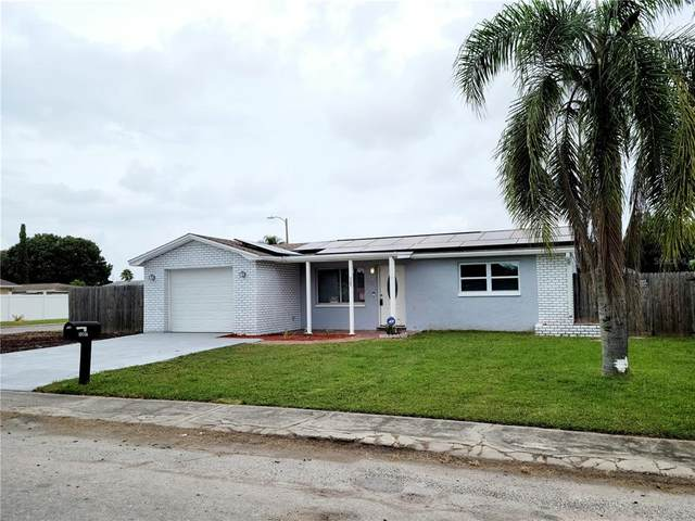 3207 Coldwell Drive, Holiday, FL 34691 (MLS #W7838832) :: Griffin Group