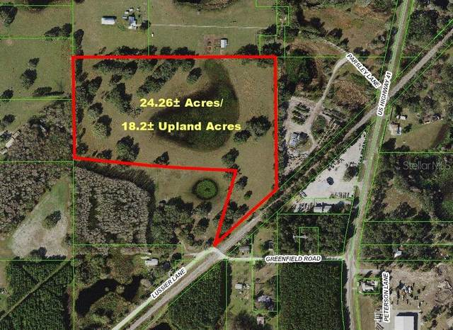 0 Lussier Lane, Spring Hill, FL 34610 (MLS #W7838871) :: Delgado Home Team at Keller Williams