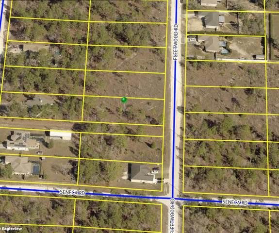 15361 Fleetwood Road, Weeki Wachee, FL 34614 (MLS #W7838966) :: Everlane Realty