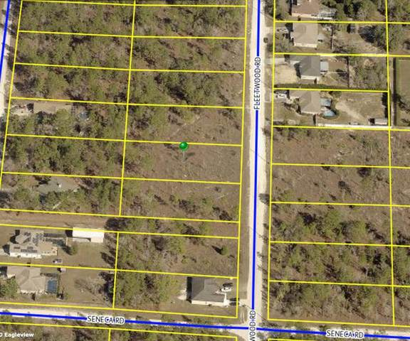 15371 Fleetwood Road, Weeki Wachee, FL 34614 (MLS #W7838969) :: Everlane Realty