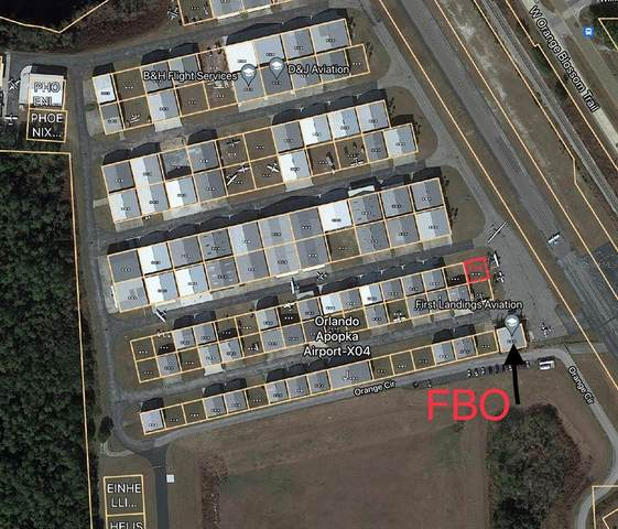 1321 Apopka Airport Road #34, Apopka, FL 32712 (MLS #W7838981) :: Bob Paulson with Vylla Home