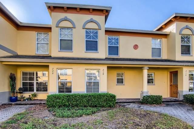 218 Coquina Bay Drive, Saint Petersburg, FL 33705 (MLS #W7839008) :: Global Properties Realty & Investments