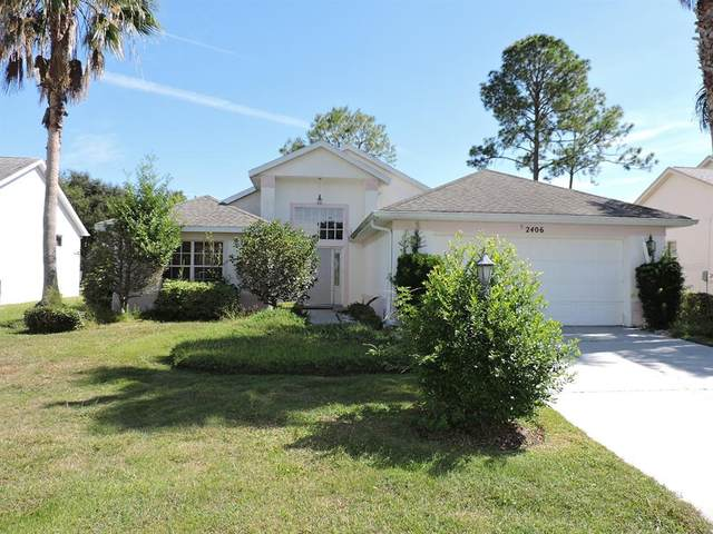2406 Summercrest Lane, Spring Hill, FL 34606 (MLS #W7839125) :: Griffin Group