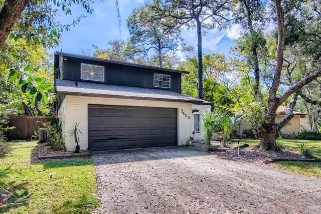 3403 Pine Run Lane, Lutz, FL 33559 (MLS #W7839150) :: Future Home Realty