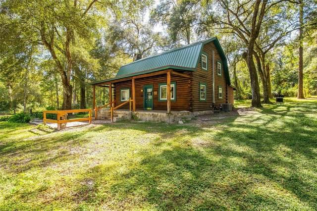 5013 Cedar Lane, Brooksville, FL 34601 (MLS #W7839262) :: Pristine Properties