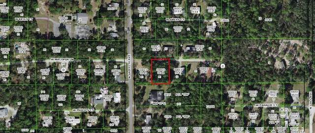 6712 Macopin Lane W, Crystal River, FL 34429 (MLS #W7839311) :: Stiver Firth International