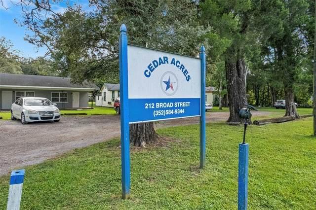 198 Broad Street, Brooksville, FL 34604 (MLS #W7839339) :: Stellar Home Sales