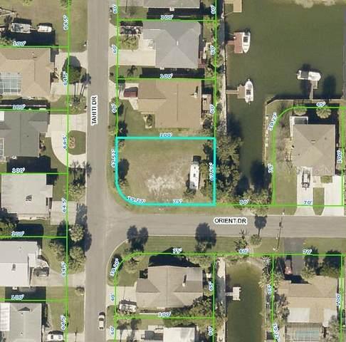 0 Orient Dr Lot 1, Hernando Beach, FL 34607 (MLS #W7839491) :: Keller Williams Realty Select