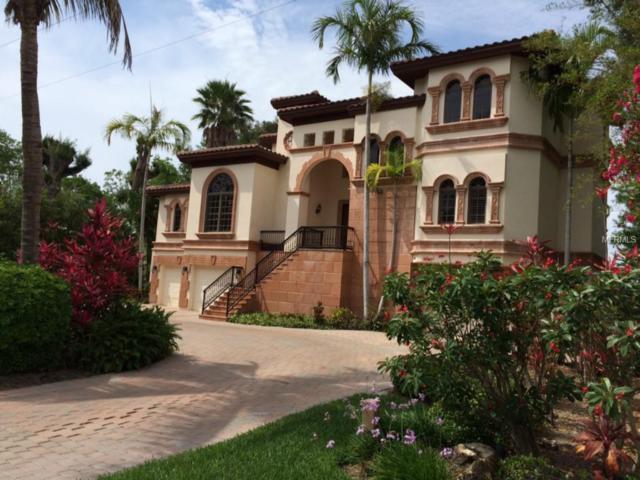 661 Dream Island Road, Longboat Key, FL 34228 (MLS #A4120307) :: Medway Realty