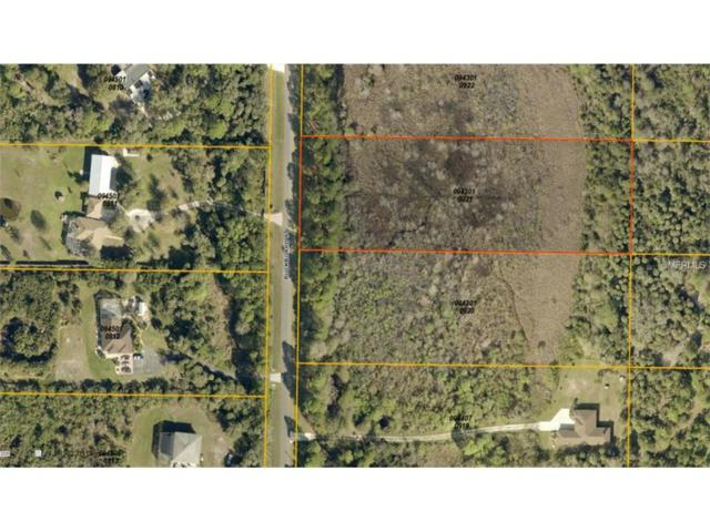 Buckboard Street, North Port, FL 34291 (MLS #A4142513) :: Revolution Real Estate