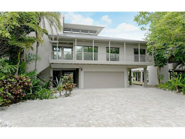 701 Lands End Drive, Longboat Key, FL 34228 (MLS #A4150154) :: The Duncan Duo Team