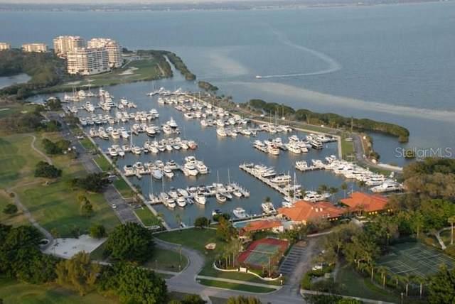 2800 Harbourside Drive E-06, Longboat Key, FL 34228 (MLS #A4157639) :: Pepine Realty