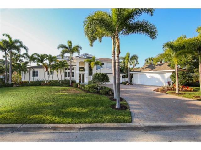 827 Paradise Way, Sarasota, FL 34242 (MLS #A4167744) :: Medway Realty