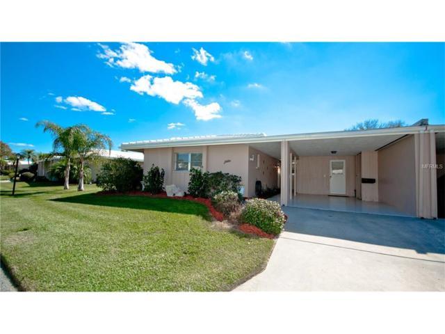 3230 Brunswick Lane #709, Sarasota, FL 34239 (MLS #A4175978) :: The Duncan Duo Team
