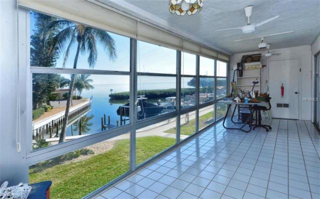 4960 Gulf Of Mexico Drive #201, Longboat Key, FL 34228 (MLS #A4177049) :: Medway Realty