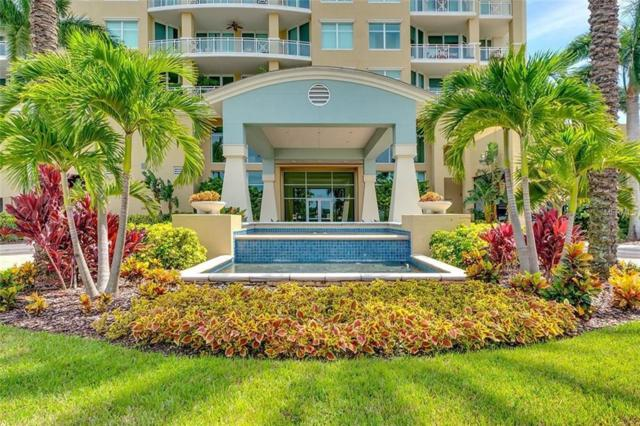 130 Riviera Dunes Way #304, Palmetto, FL 34221 (MLS #A4180102) :: The Duncan Duo Team