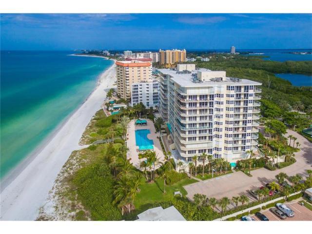 1800 Benjamin Franklin Drive A702, Sarasota, FL 34236 (MLS #A4184497) :: Team Bohannon Keller Williams, Tampa Properties