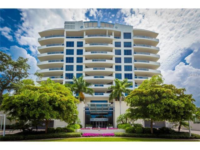 401 S Palm Avenue Ph1101, Sarasota, FL 34236 (MLS #A4186570) :: The Duncan Duo Team