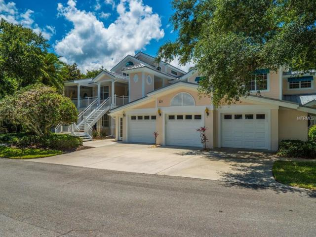 231 Hidden Bay Drive #201, Osprey, FL 34229 (MLS #A4188137) :: Medway Realty