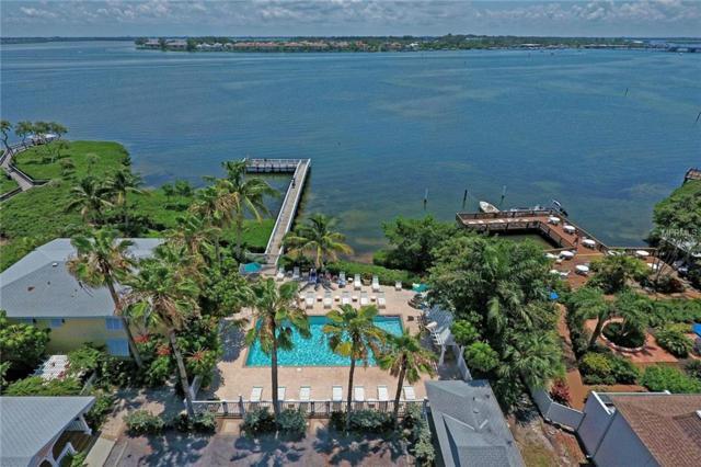 1603 Gulf Drive N #32, Bradenton Beach, FL 34217 (MLS #A4189697) :: RealTeam Realty