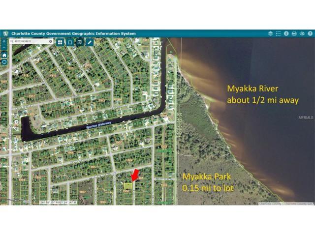 4367 Harper Street, Port Charlotte, FL 33981 (MLS #A4189869) :: The BRC Group, LLC