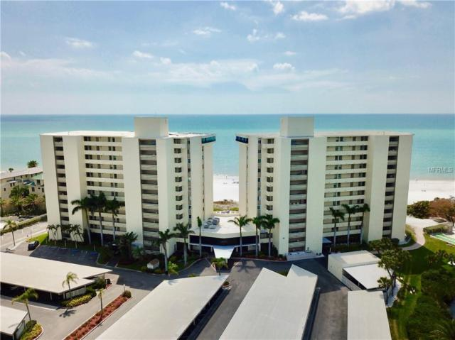 19 Whispering Sands Drive #902, Sarasota, FL 34242 (MLS #A4191916) :: The Duncan Duo Team