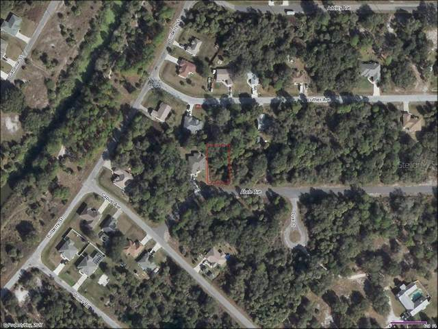 Abate Ave, North Port, FL 34288 (MLS #A4194023) :: Carmena and Associates Realty Group