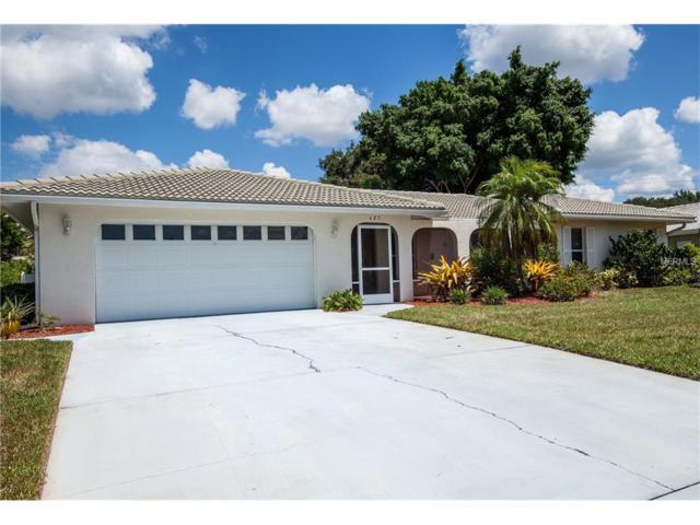 427 N Rossetti Drive, Nokomis, FL 34275 (MLS #A4194221) :: Medway Realty