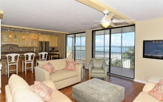 4822 Ocean Boulevard 7F, Sarasota, FL 34242 (MLS #A4194594) :: The Duncan Duo Team