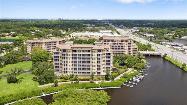 5531 Cannes Circle #306, Sarasota, FL 34231 (MLS #A4196722) :: The Duncan Duo Team