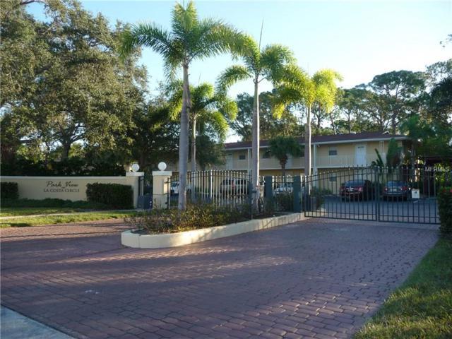 924 La Costa Circle #6, Sarasota, FL 34237 (MLS #A4196783) :: The Duncan Duo Team