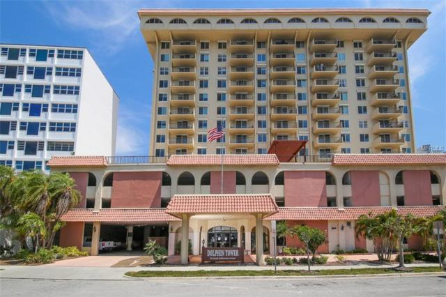 101 S Gulfstream Avenue 14D, Sarasota, FL 34236 (MLS #A4198064) :: Medway Realty