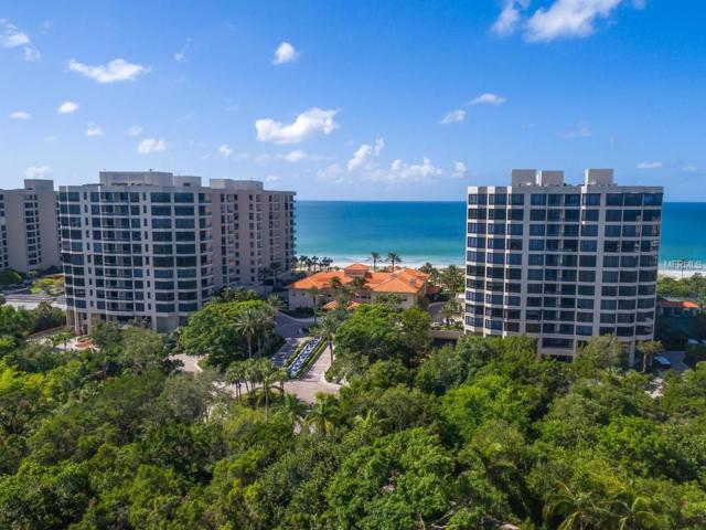 1281 Gulf Of Mexico Drive #401, Longboat Key, FL 34228 (MLS #A4198506) :: Gate Arty & the Group - Keller Williams Realty