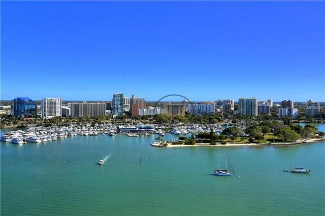 101 S Gulfstream Avenue 11E, Sarasota, FL 34236 (MLS #A4201424) :: Team Bohannon Keller Williams, Tampa Properties