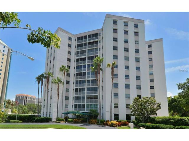 435 Gulfstream #407, Sarasota, FL 34236 (MLS #A4201914) :: McConnell and Associates