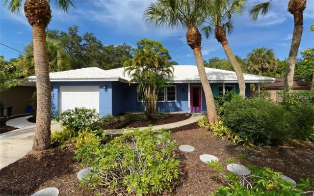 801 Edgemere Lane, Sarasota, FL 34242 (MLS #A4203748) :: Medway Realty