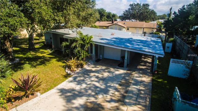 421 Bayview Avenue, Osprey, FL 34229 (MLS #A4204616) :: Medway Realty