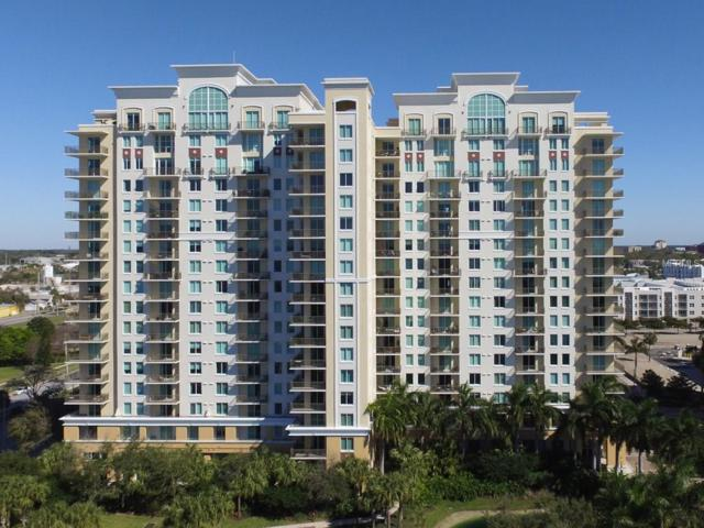 800 N Tamiami Trail #1012, Sarasota, FL 34236 (MLS #A4204785) :: Medway Realty