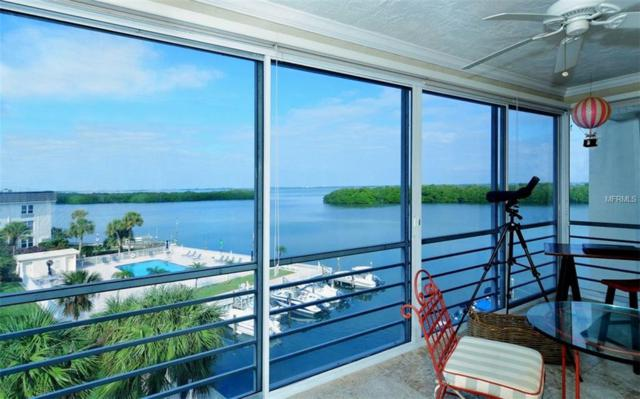600 Sutton Place #403, Longboat Key, FL 34228 (MLS #A4204855) :: RE/MAX Realtec Group