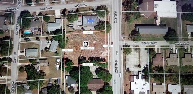 4704 26TH Street W, Bradenton, FL 34207 (MLS #A4205361) :: Griffin Group