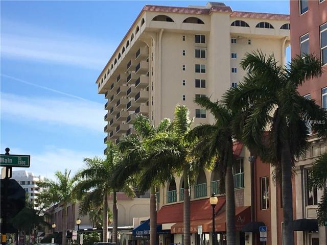 101 S Gulfstream Avenue 16J, Sarasota, FL 34236 (MLS #A4205381) :: Medway Realty