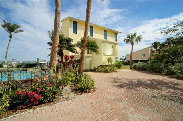 244 S Harbor Drive #3, Holmes Beach, FL 34217 (MLS #A4205490) :: The Duncan Duo Team
