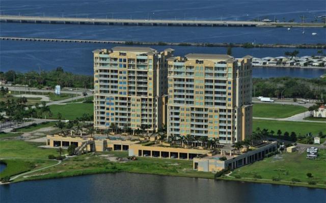 130 Riviera Dunes Way #503, Palmetto, FL 34221 (MLS #A4205885) :: The Duncan Duo Team