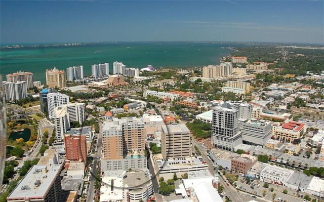 1350 Main Street #608, Sarasota, FL 34236 (MLS #A4206707) :: The Duncan Duo Team