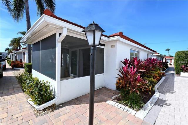 6154 Midnight Pass Road Villa C-1, Sarasota, FL 34242 (MLS #A4206735) :: McConnell and Associates