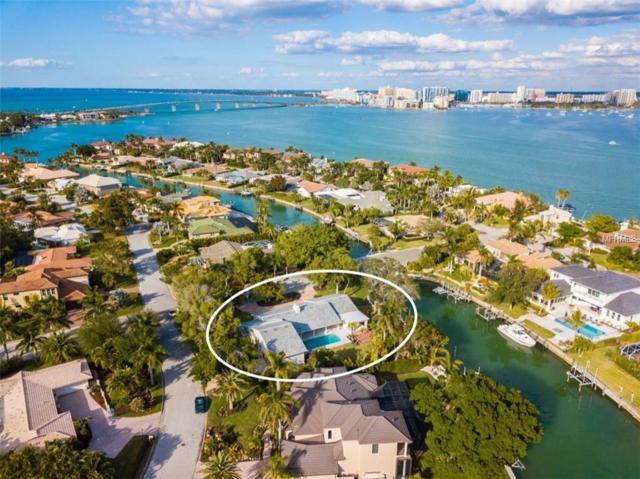 460 Pheasant Drive, Sarasota, FL 34236 (MLS #A4208025) :: Medway Realty