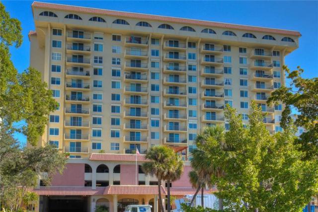 101 S Gulfstream Avenue 5B, Sarasota, FL 34236 (MLS #A4208425) :: Medway Realty