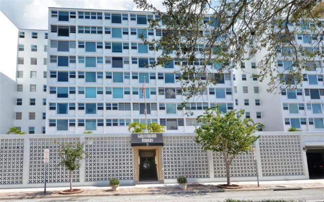 33 S Gulfstream Ave. Unit 309 Avenue S #309, Sarasota, FL 34236 (MLS #A4209167) :: The Duncan Duo Team