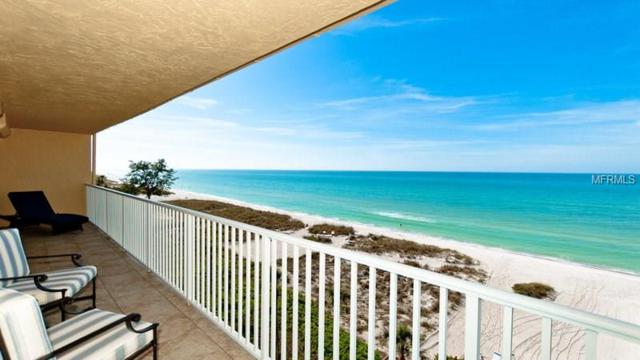 4311 Gulf Of Mexico Drive #603, Longboat Key, FL 34228 (MLS #A4209819) :: The Duncan Duo Team