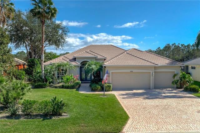 352 Park Trace Boulevard, Osprey, FL 34229 (MLS #A4210232) :: Medway Realty